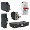 Hydraulic-Magnetic Circuit Breakers