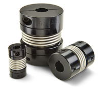 RULAND - Bellows Coupling
